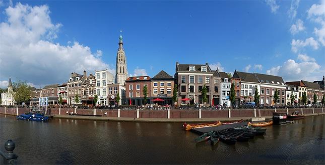 In Breda studeren zit wel goed!