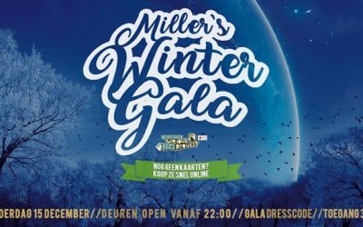 Maximus & Socialize presenteren: Miller's Winter Gala