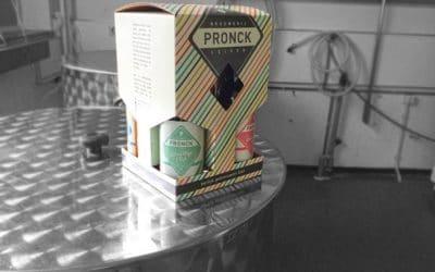 Maximus bezoekt Brouwerij Pronck
