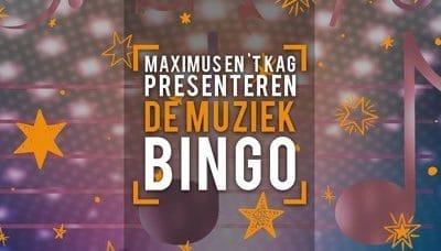 Maximus en 't Kag presenteren: De Muziekbingo