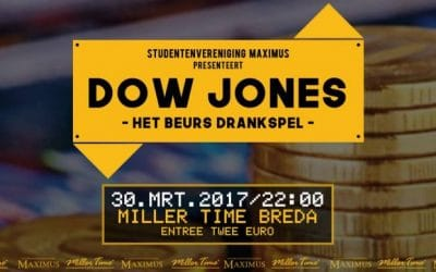 Maximus presenteert: Dow Jones
