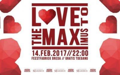 Maximus presenteert: Love to the MAX(imus)