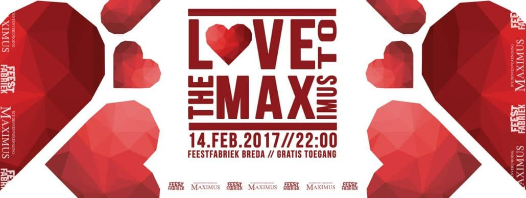 Maximus presenteert Love to the MAX(imus)