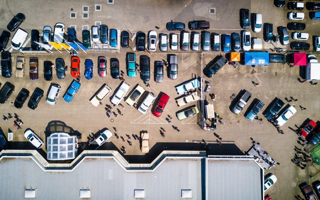 Parkeerprobleem auto's bij Hogeschool Avans